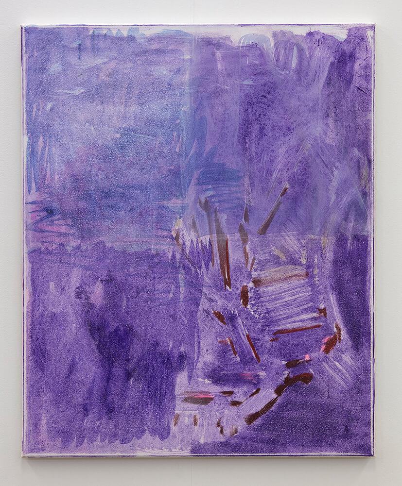Purple Prose, 800 x 650, 2017 - 1001